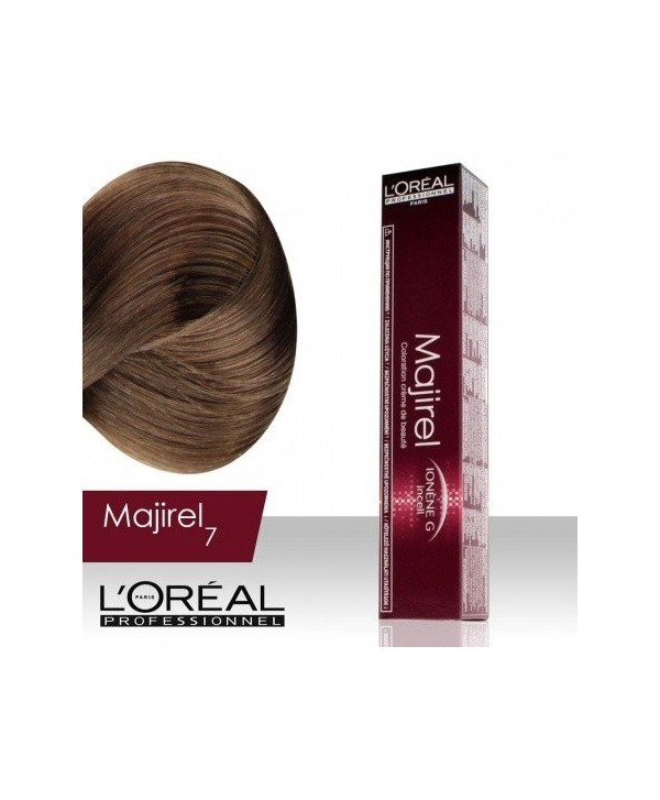 L'Oréal Professionnel Majirel permanentná farba na vlasy 7
