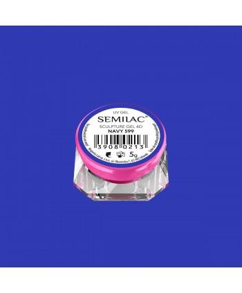 Semilac sculpture UV gel 4D...