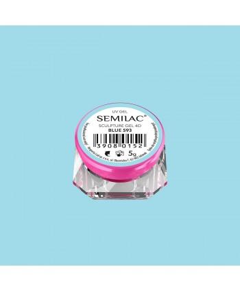 Semilac sculpture UV gél 4D...