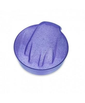 Miska na manikúru - fialová...
