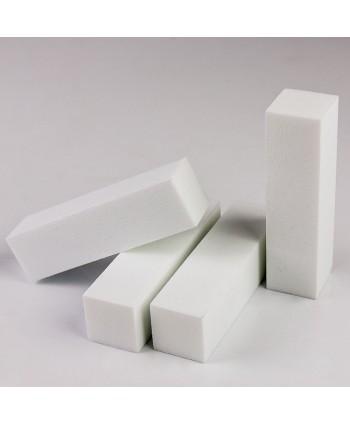 Brusný blok na nehty - bílý...