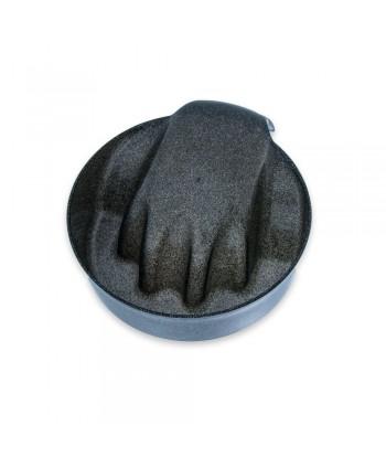 Miska na manikúru - čierna...