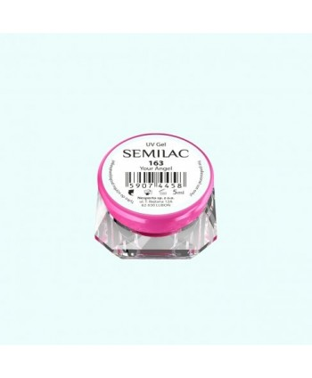 Barevný uv gel Semilac 163