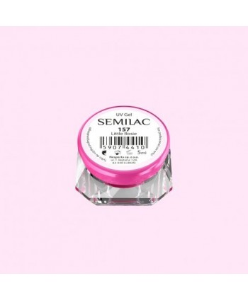 Barevný uv gel Semilac 157