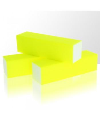 Brusný blok - neon žlutý...