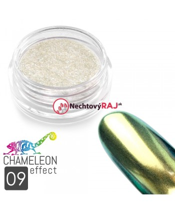 Prášok chameleon efekt  09