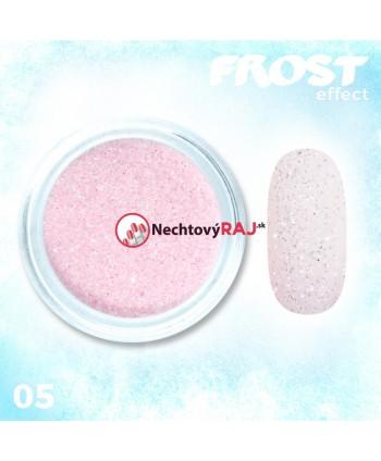 05. Prášek s efektem frosty...