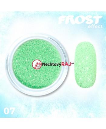 07. Prášek s efektem frosty...