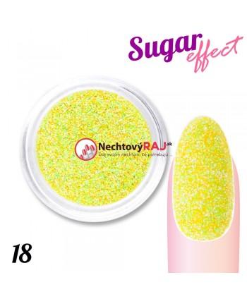 Prášek Sugar effect 18