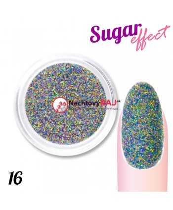 Prášok Sugar effect 16