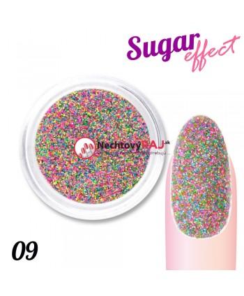Prášok Sugar effect 09
