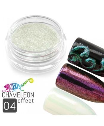 Prášek chameleon efekt 04