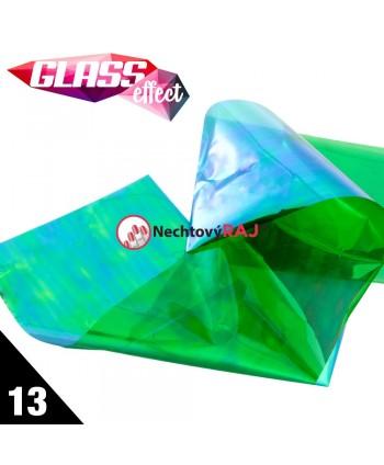 Glass Nail Fólie 13