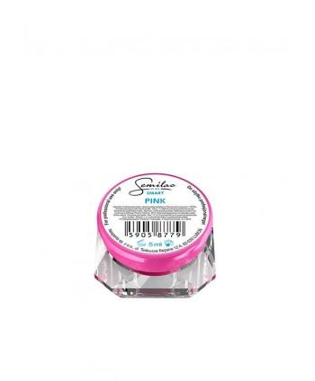 Semilac smart uv gel pink -...