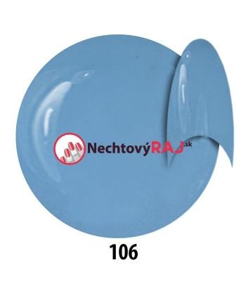 Barevný uv gel NTN 106 5g