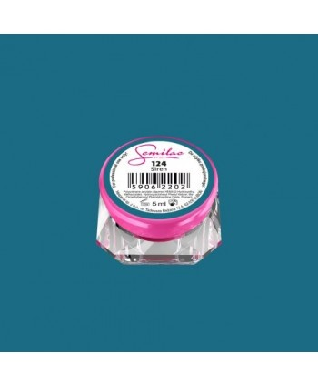 Barevný uv gel Semilac 124