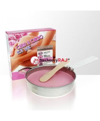 Vosk na depilaci růžový 120 g
