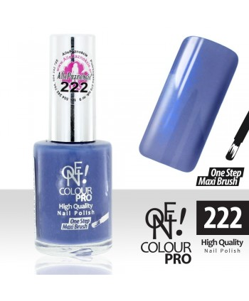 Lak na nehty-ONE COLOUR 222