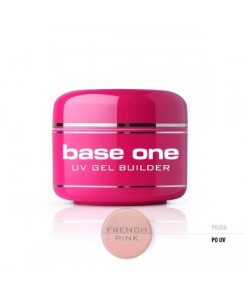 Base one UV gel French Pink...