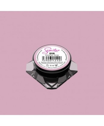 Barevný uv gel Semilac 058