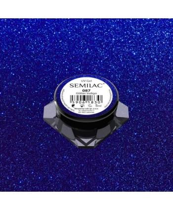Barevný uv gel Semilac 087