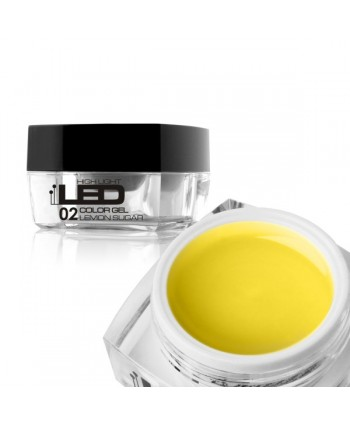 Led gel High Light - lemon