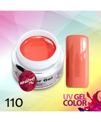 Farebný uv gél 110    5g