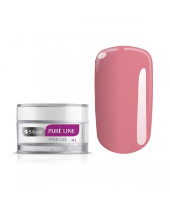 Uv gel pink pure line 50g
