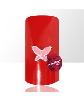 3D Luxury ozdoba motýl