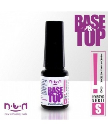 2v1 NTN Báze a Top coat 6 ml