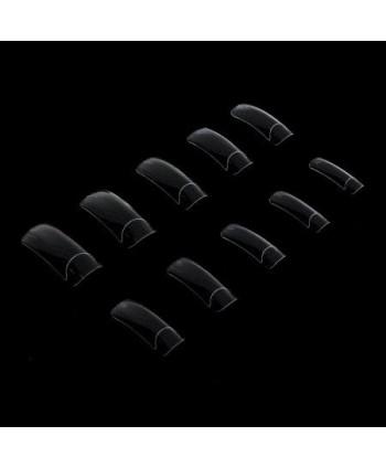 Průhledné tipy 500 ks -...