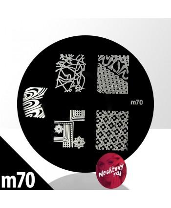 Destička XS typ M70