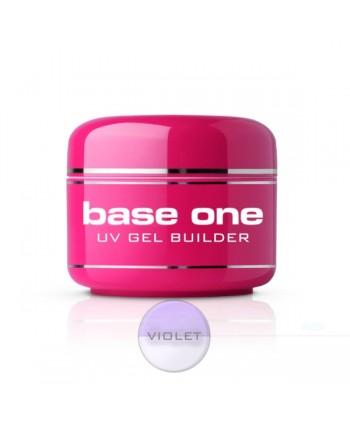 Base one UV gél  Violet 30 g