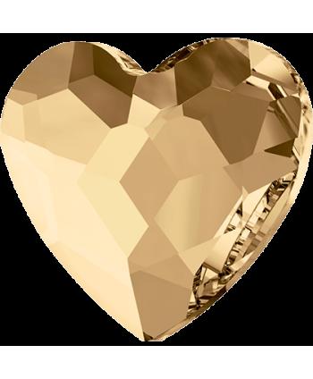 Swarovski srdce Golden...