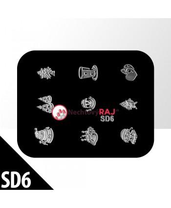 Destička SD6 - F002