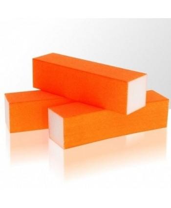 Brusný blok - neon oranžová...