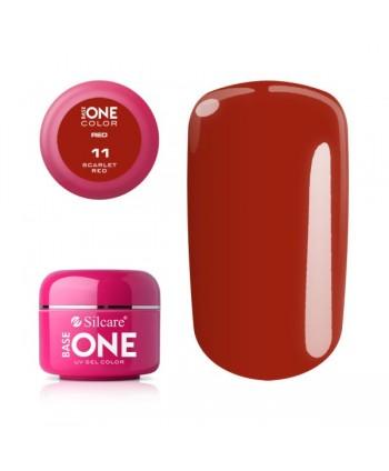 Base one red gél- Scarlet...