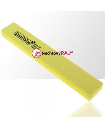 Pilník hranatý pěnový žlutý...