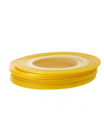 Zdobící pásek 34 - jasná žlutá