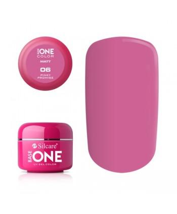 Matný uv gel 6 - Pinky...