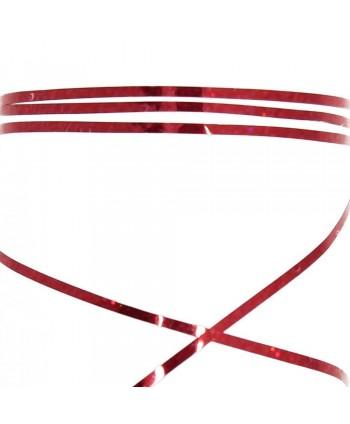 Zdobící pásek 18 - červená...