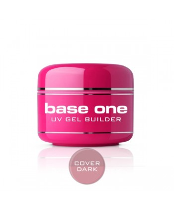 Base one UV gel cover Dark 50g