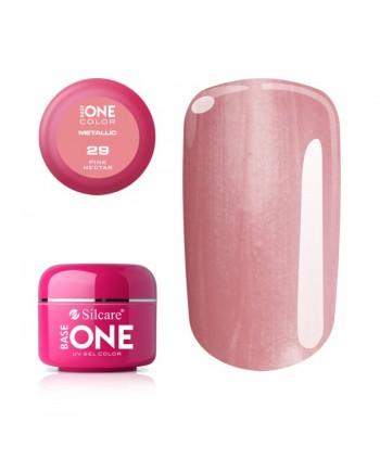 Metalický gel 29 Pink...