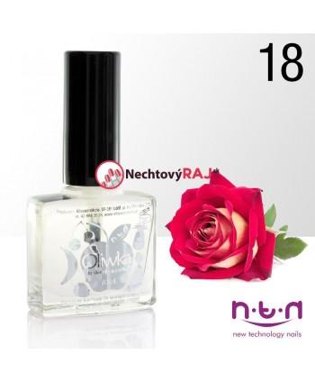 Olejíček na nehty vune růže