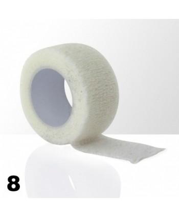 Ochranná páska na prsty - bílá