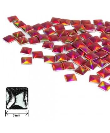 Ozdoby čtverec - holografické