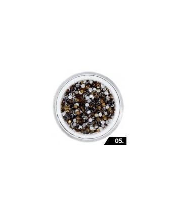 Zirkonové kamínky 1,5mm - 5