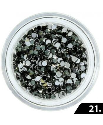 Zirkonové kamínky 1,5mm - 21