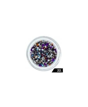 Zirkonové kamínky 1,5mm - 22