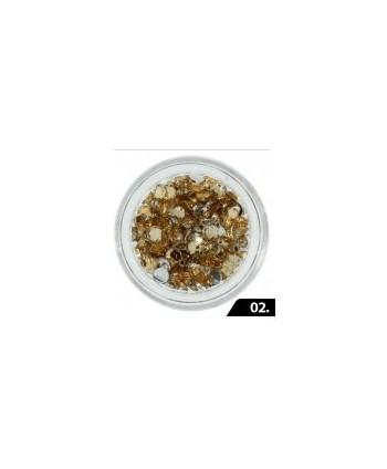 Zirkonové kamínky 3mm - 02